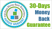30 - Days Money Back Guarantee